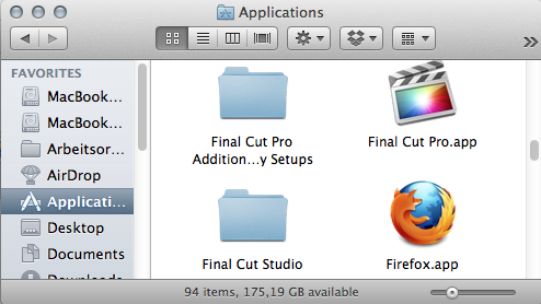 Final Cut Pro 7 crashing? The solution – update FCP7 when