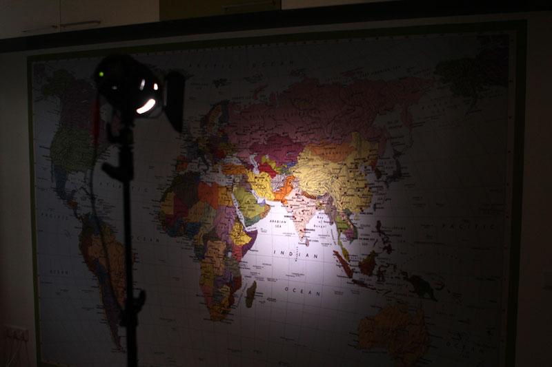 Sola ENG light spot focus ...