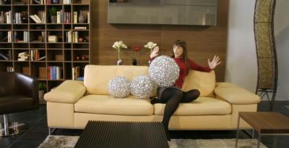 Couchzone Stop-Motion Commercial
