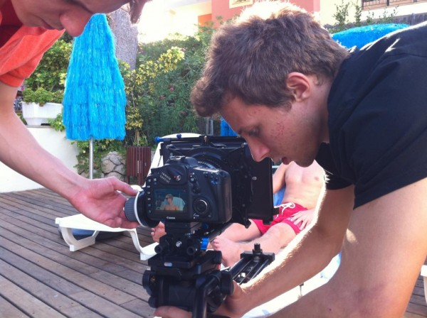 "Short film ""Bonanza"" – a European HDSLR Masterclass production"