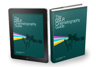 Free eBook about DSLR filmmaking