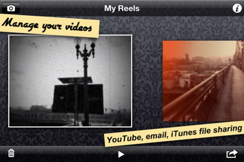 8mm Vintage Camera &#8211; iPhone App Review