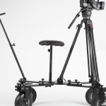 CamDolly v2 on large wheels
