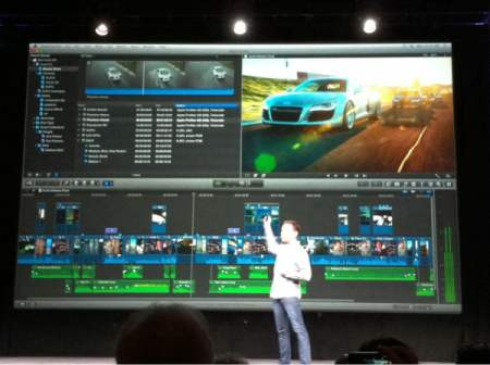 NAB: Final Cut Pro X – rethinking the editing paradigm