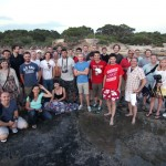 The entire group of Majorca Masterclass 2011. It was a real blast!!