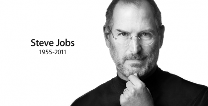 Steve Jobs. 1955-2011.