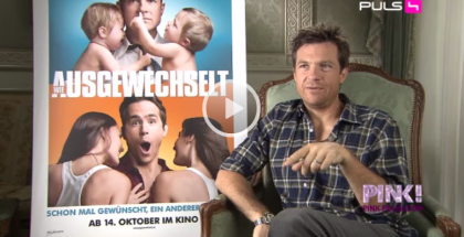 Click on the picture to see the report, including one of the interviews that I shot with Jason Bateman