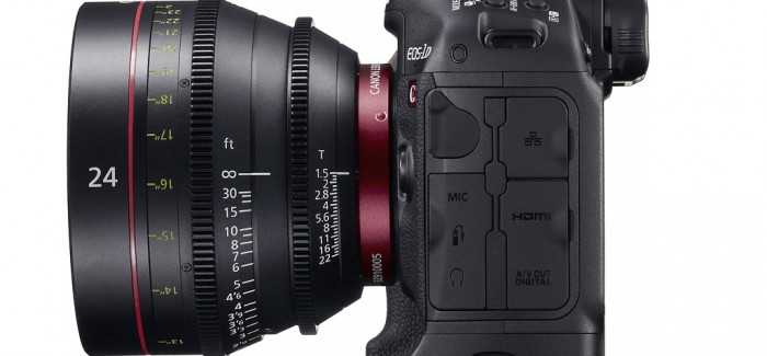 Canon announces EOS C500 & 1D C, the 4K DSLR – new additions to their Cinema EOS line-up