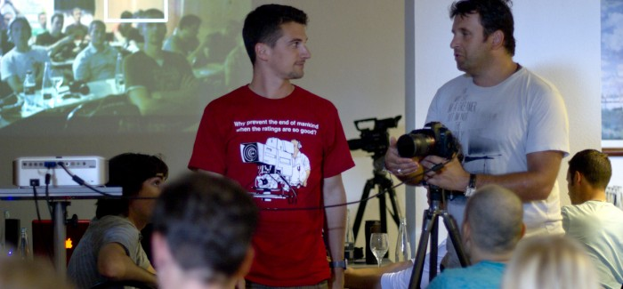 What's special about the Filmmaking Masterclasses 2012 & why this might be perfect for you