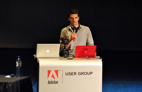 "Speaking at ""Rotterdam RAW"", Adobe User Group Netherlands meeting on DSLRs on June 29th"