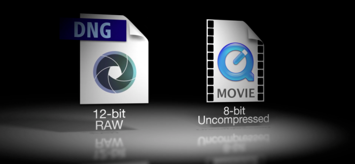 12-bit vs. 8-bit footage, dynamic range & what it REALLY means