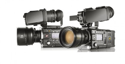 Sony F5 and F55