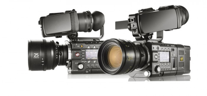 Sony dropped the F bomb: announces F5, F55 4K cameras, upgrades F65