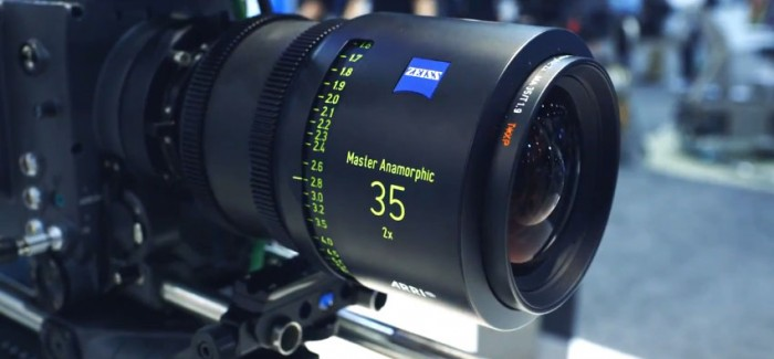 Carl Zeiss Lenses at NAB Show 2013