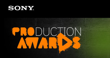 Sony PROduction Awards 2014 competition launch