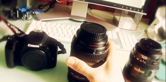 My new $30 Canon zoom lens (VIDEO)