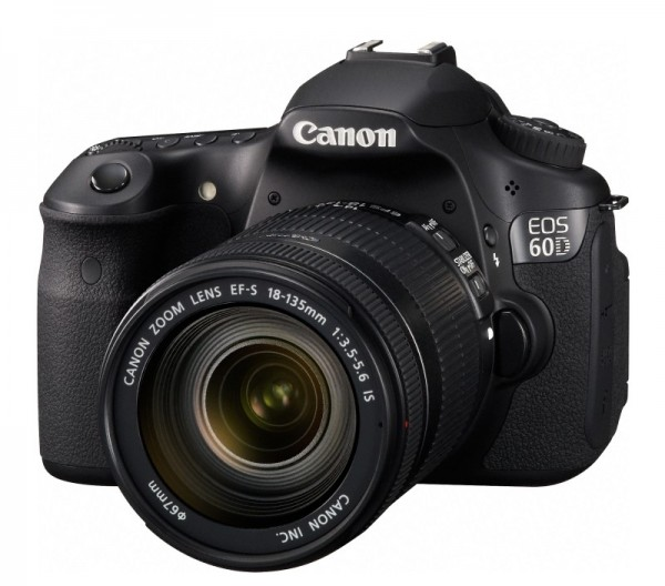 My thoughts on the new Canon EOS 60D & Canon L lenses