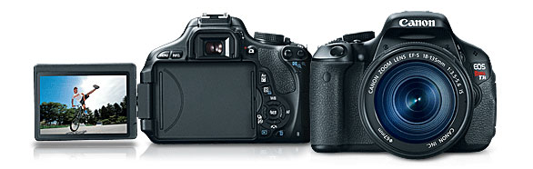 Canon Rebel T3i / 600D unveiled The Devil is in the Details