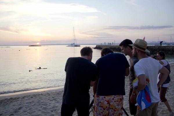 Majorca Masterclass, part 1 – Ending up in a Philip Bloom short film