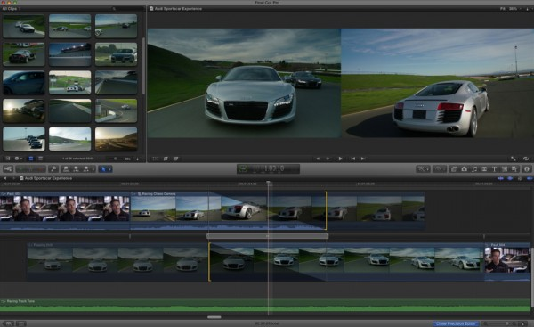 First look: Final Cut Pro X, Motion 5 and Compressor 4 available for download – initial thoughts