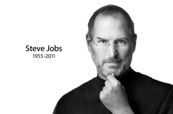 "Steve Jobs †. ""Your time is limited, so don't waste it living someone else's life."""