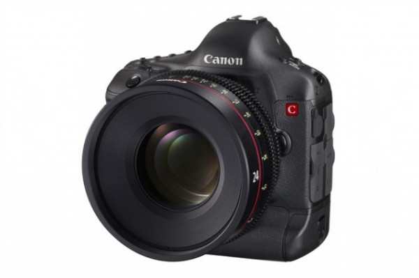 Canon developing EOS 4K DSLR – concept revealed