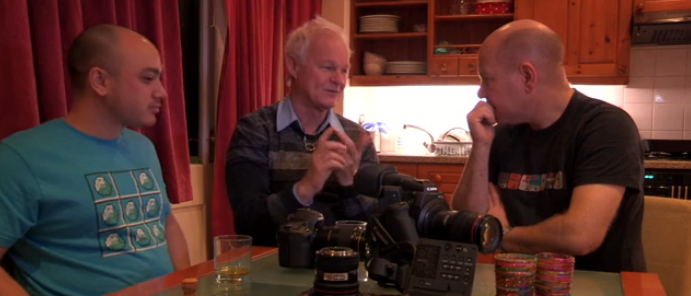 More Canon C300 chatter with Rodney Charters by Lan Bui & Drew Gardner