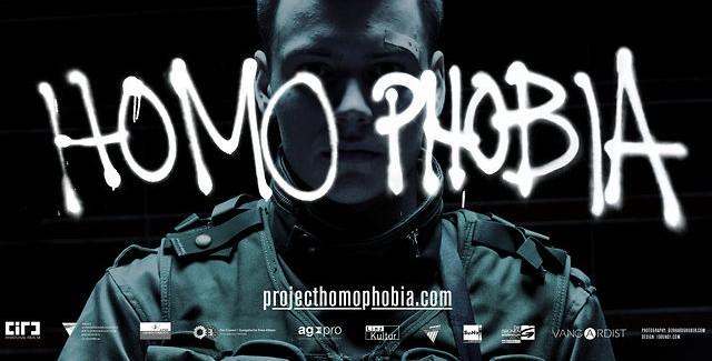 Short film HOMOPHOBIA (2012)