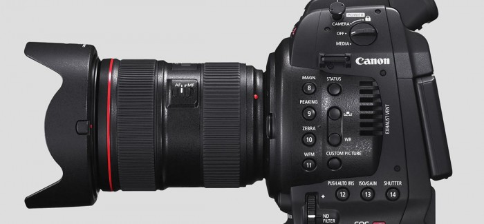 Canon EOS C100 announced – finally, the Sony FS100 gets a real competitor – or does it?