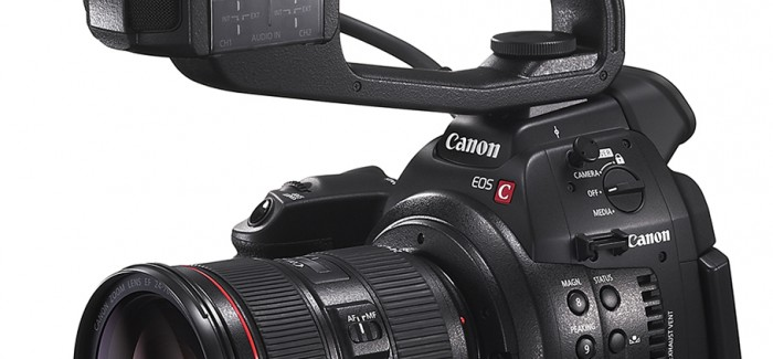 Canon C100 discount code for 500 Euros off at A.F. Marcotec