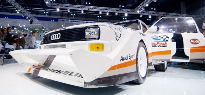 Audi – Interview with rally legend Walter Röhrl