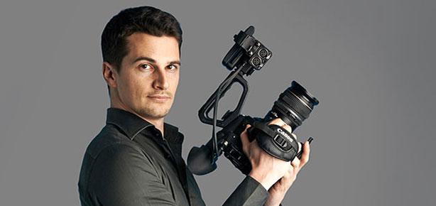 G-Technology portrait: Nino Leitner