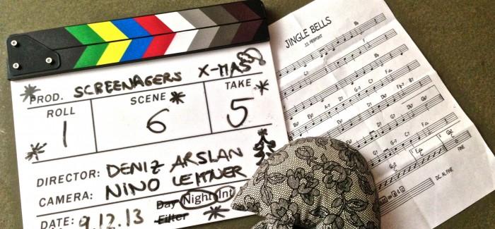 MōVI Christmas video! … for Screenagers