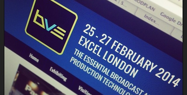 BVE 2014: Talks about storage workflow with G-Technology